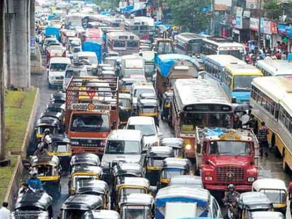 BMC receives bad road complaints