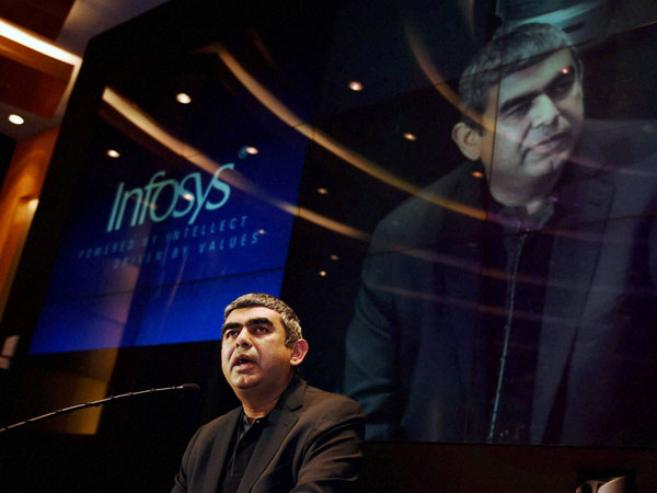 Newly appointed Infosys CEO & MD, Vishal Sikka