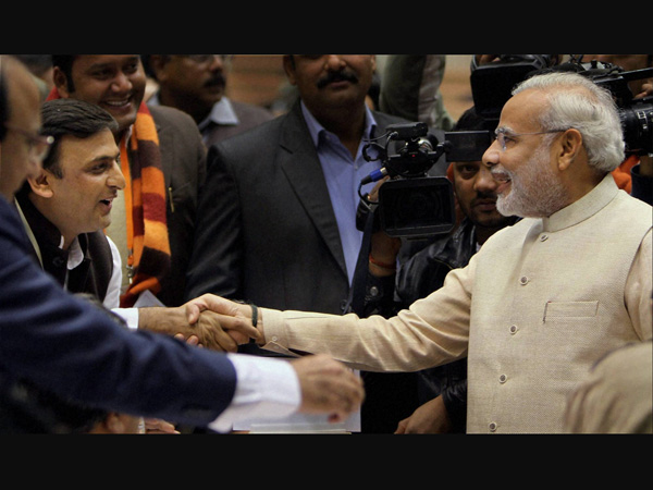Yadav and Modi