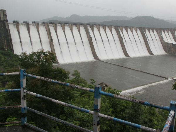 Ahmedabad: Narmada dam's height to be raised