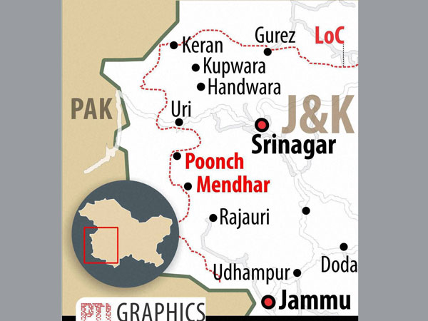 Pakistan fires at Indian posts on LoC