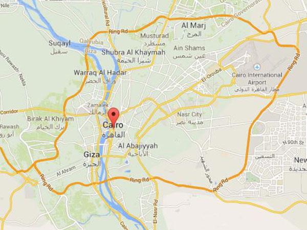 Cairo: Police officer shot dead