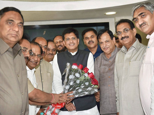 Union Minister of State for Power, Piyush Goyal