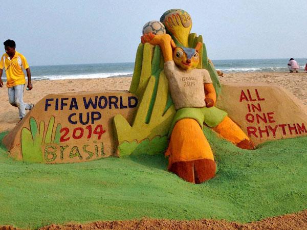 Balotelli calls Brazil paradise