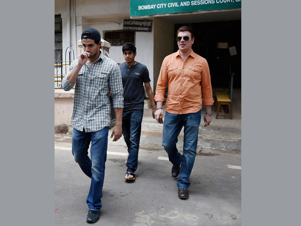 Accused of abetting his girlfriend and actor Jiah Khan's suicide