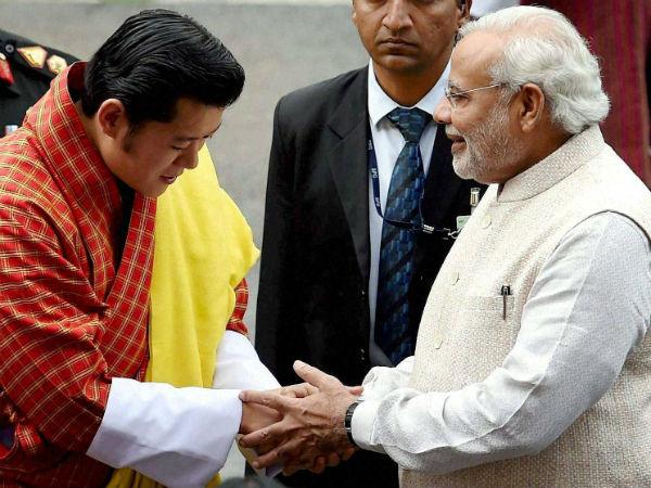 bhutan-india