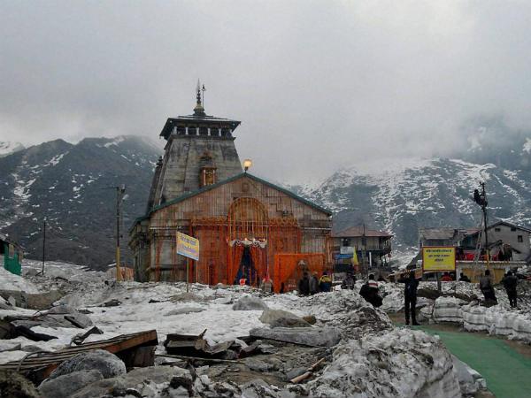 Development plan for ravaged Kedarnath