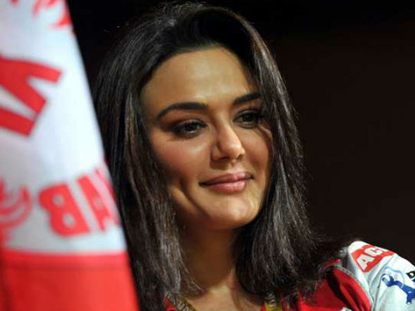 Police to record Zinta's statement