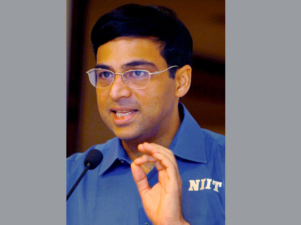 Anand wins bronze in world rapid chess
