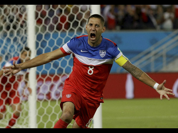 Dempsey with 29-second goal