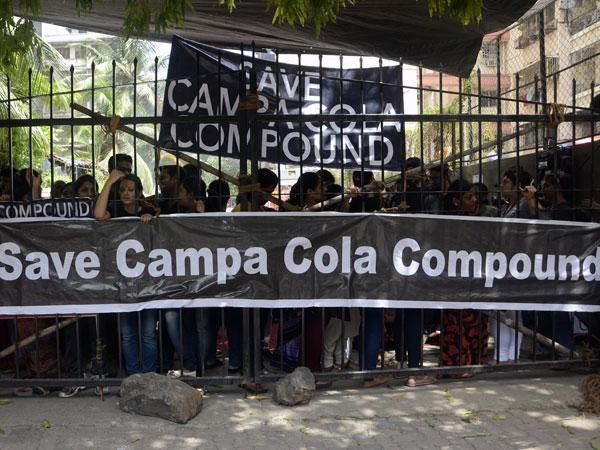 Campa Cola: Residents to allow eviction
