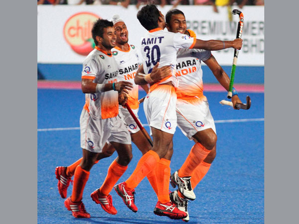 India's hockey team camp from June 25