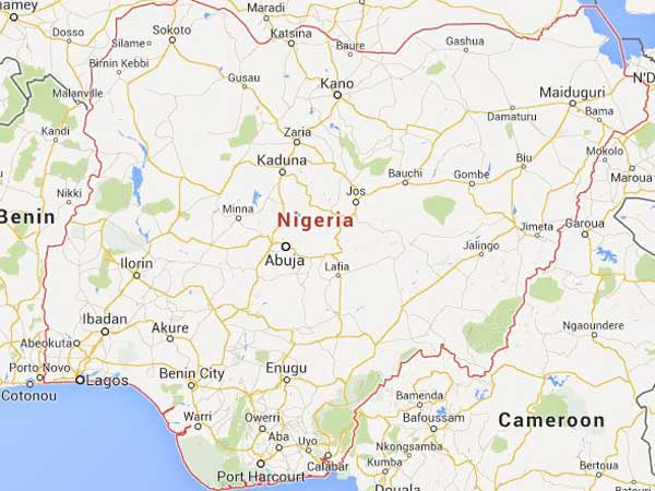 Bomber of Nigerian school arrested