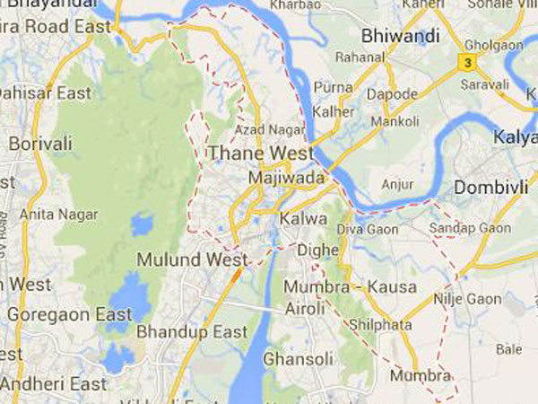 Real estate agent shot at in Thane