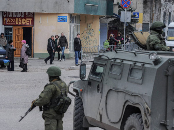 Ukrainian militants agree to ceasefire