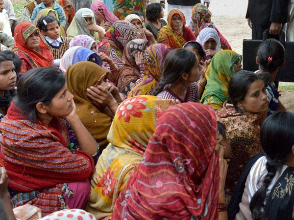 Gaining education, 35 women plan to uplift their communities