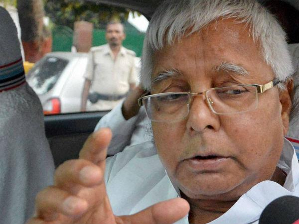 Lalu Prasad today blamed railway officials for the mishap involving the Dibrugarh-bound Rajdhani Express that left four passengers dead