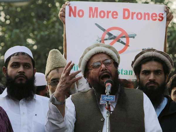 LeT chief Hafiz Saeed