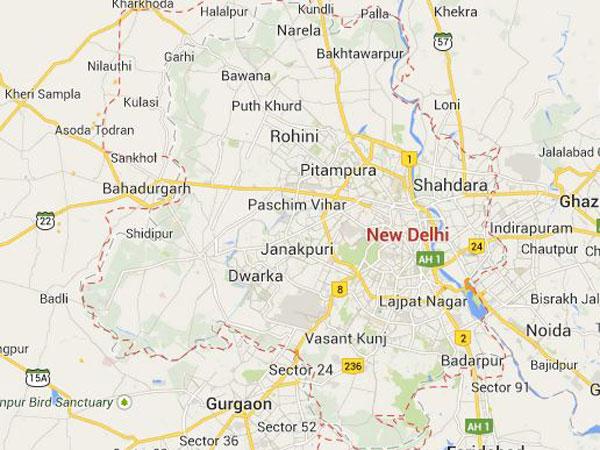 Delhi Cong protests against NDA govt