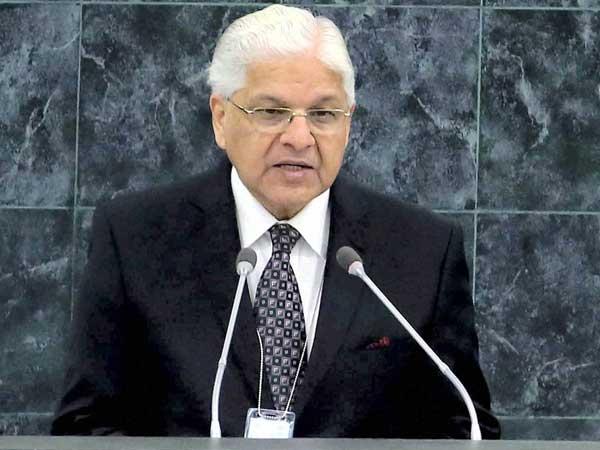 Prez accepts Ashwani Kumar's resignation