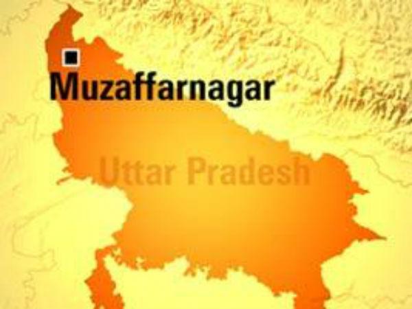 Man held for Muzaffarnagar rape