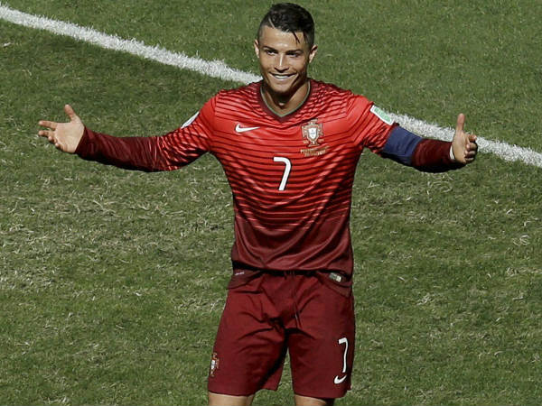 Cristiano Ronaldo scored in Portugal's win over Ghana but that was not enough to take them to Round of 16