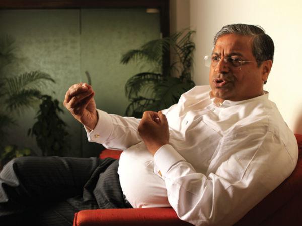Gopal Subramaniam, former SG