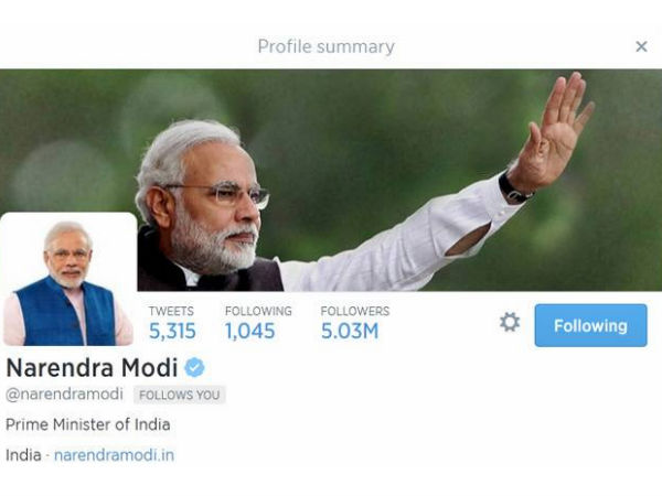 I&B ministry watching social media to help Narendra Modi gauge public mood