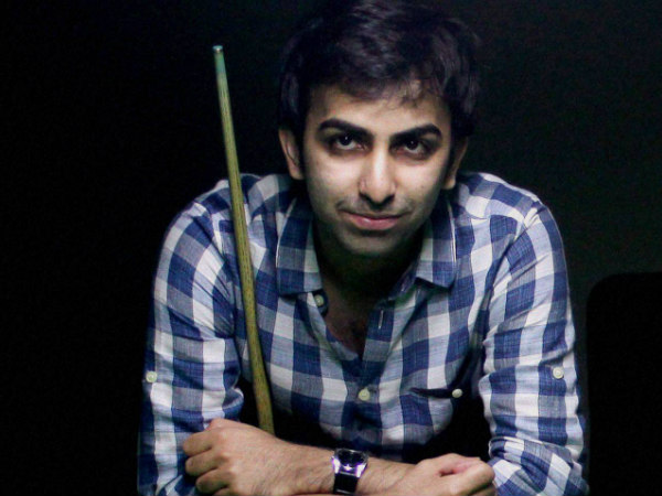 Pankaj Advani is in line for a double