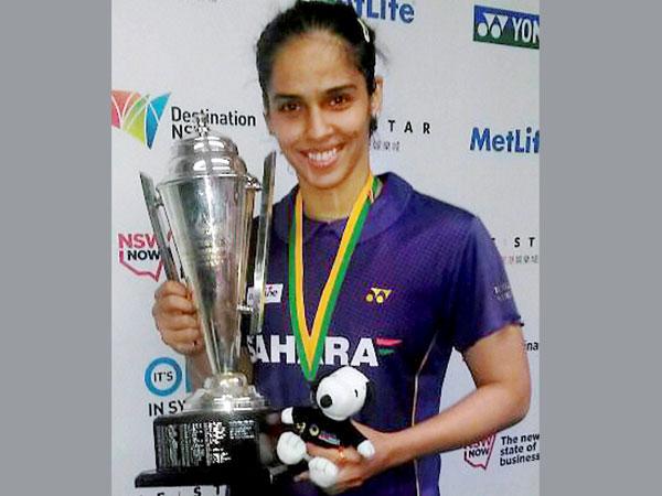Saina wins Australian Open