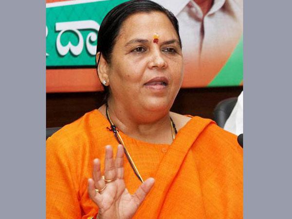 Uma Bharti warns against Maoists