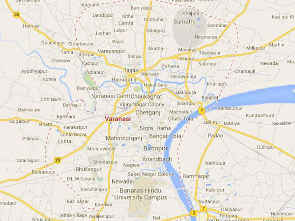 Student leader shot dead in Varanasi