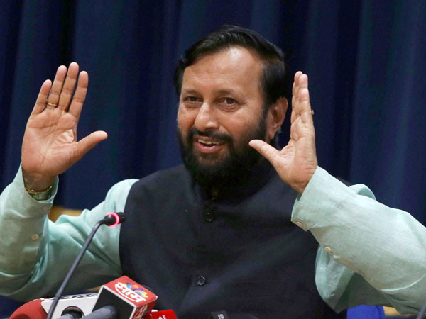 Javadekar sends officials home