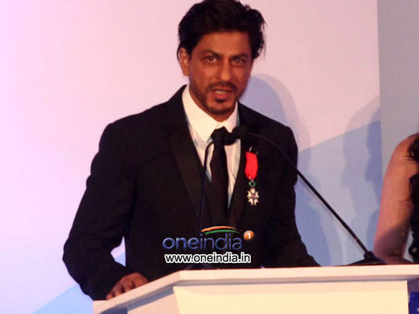 Shahrukh Khan took the country to a new high on international platform