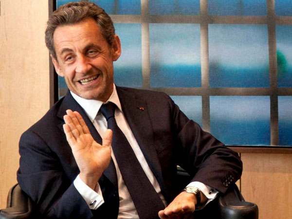 Nicholas Sarkozy charged with corruption