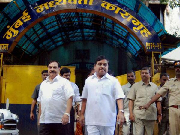 Maharashtra Home Minister RR Patil