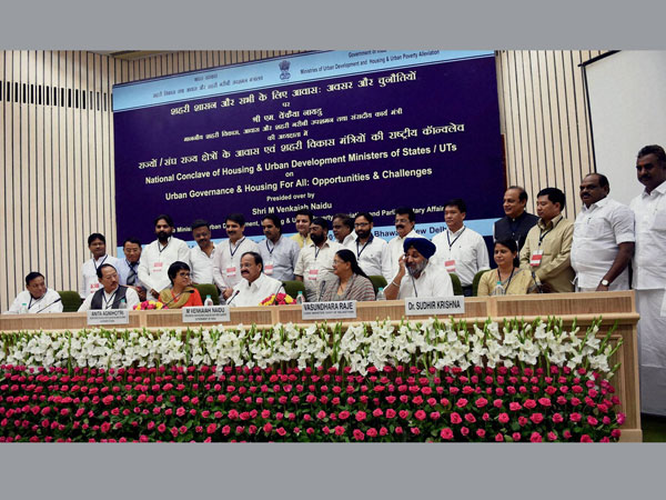 Ministers of Urban Development & Housing of Central and State / UT governments