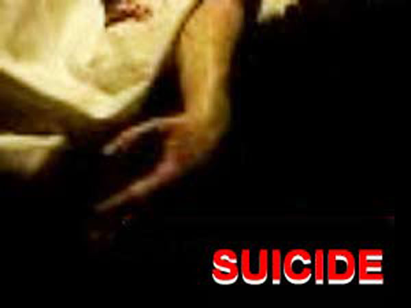 New Delhi, July 3: Over 100,000 people commit suicides in India every year on an average. The number of suicides in the past decade has recorded an increase of 21.6 percent, said a government report.