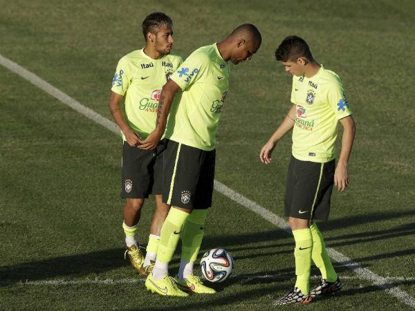 brazil-training