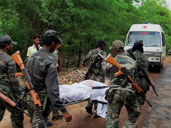 Fear of Naxal disturbances in Sept keeps police on their toes