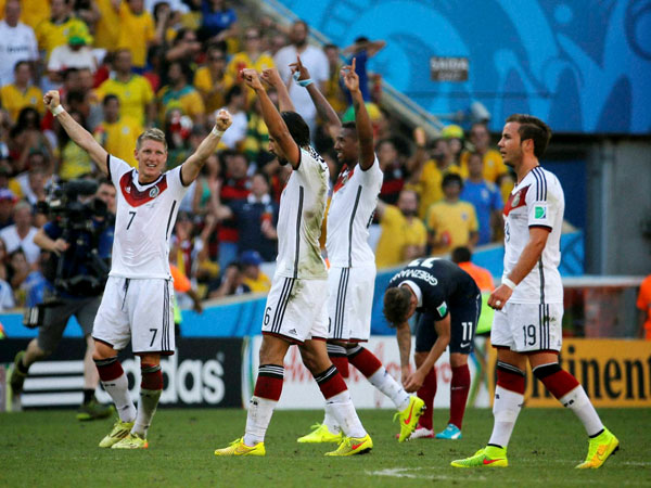 World Cup Photo Gallery: July 5