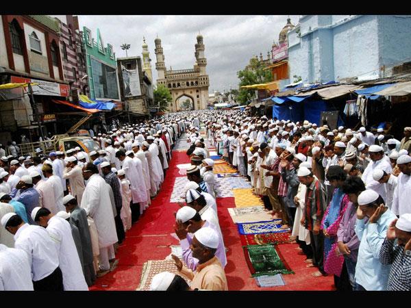 Hindus celebrateRamzan in Tihar jail