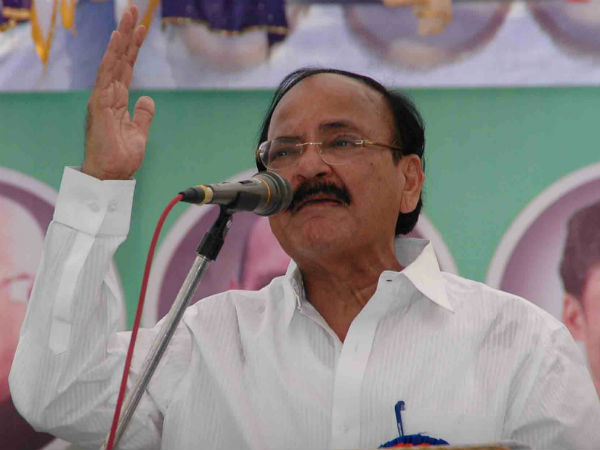 Speaker to decide on LoP issue: Naidu