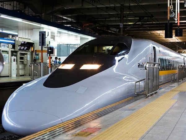 Bullet train project will be launched on the Mumbai-Ahmedabad