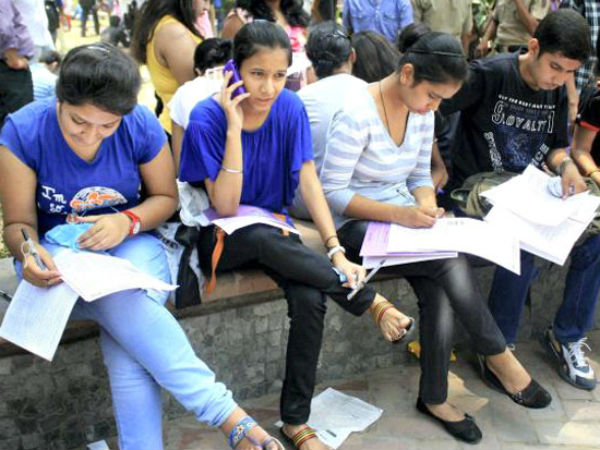 Students are worried because of the skyrocketing cut-offs.
