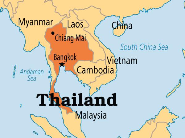 Thai army chief chosen as prime minister