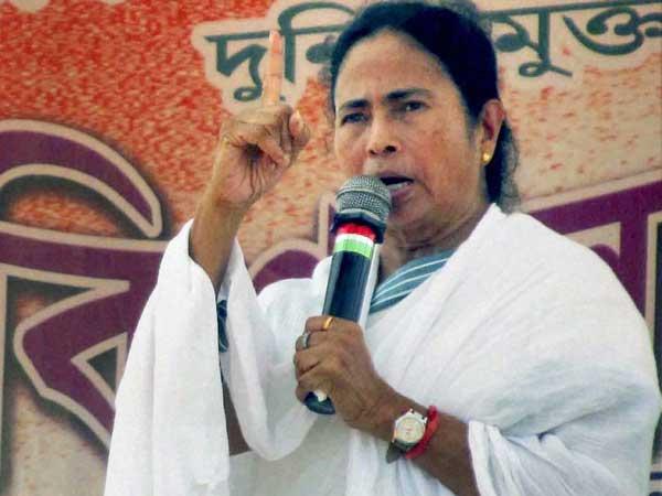 Mamata defends TMC protest in Parliament