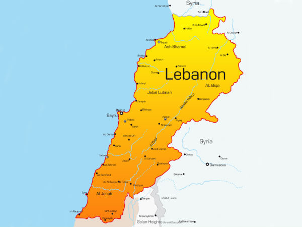 Militants fire rockets on Israel from Lebanon