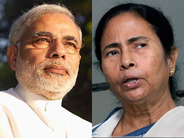 Modi and Mamata