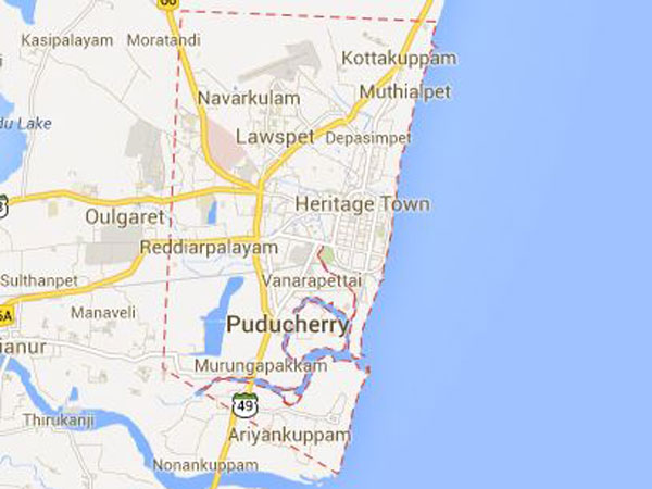 Puducherry Lt Guv sacked